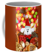 Christmas Puppy Coffee Mug