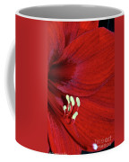 Christmas Red Coffee Mug