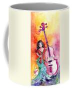 Christmas Sea Bass Coffee Mug