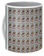 Christmas Seals 1981 Coffee Mug