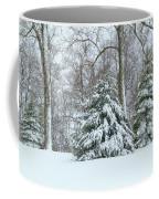 Christmas Snow Coffee Mug