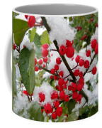 Christmas Snow Coffee Mug