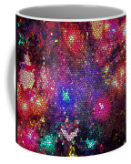 Christmas Stained Glass  Coffee Mug
