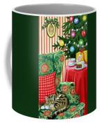 Christmas Tea Coffee Mug