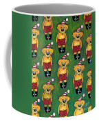Christmas Teddies Coffee Mug