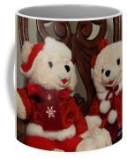 Christmas Time Bears Coffee Mug