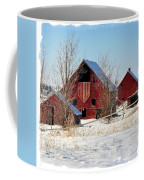 Christmas Time In Idaho Falls Coffee Mug