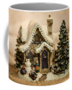 Christmas Toy Village Coffee Mug