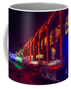 Christmas Train Coffee Mug