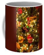 Christmas Tree Background Coffee Mug