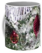 Christmas Tree Baubles Coffee Mug