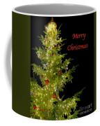 Christmas Tree Lighting Coffee Mug