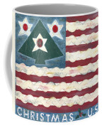 Christmas U.s.a. Coffee Mug
