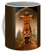 Christmas Village Decorations Coffee Mug