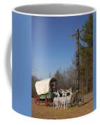 Christmas Wagon Coffee Mug