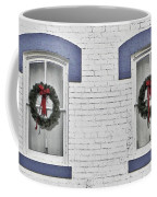 Christmas Wreaths  Coffee Mug