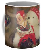 Christmas Zoe Coffee Mug by Laurie Search