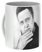 Christopher Walken Coffee Mug