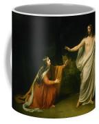 Christs Appearance To Mary Magdalene After The Resurrection Coffee Mug