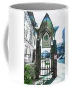 Christ's College Canterbury Coffee Mug