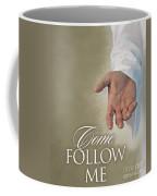 Christ's Hand Coffee Mug