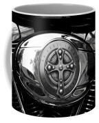 Chrome Cross - 96 Cubic Inches Coffee Mug