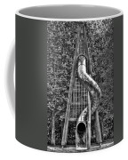 Chromium Slide Coffee Mug