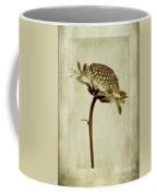 Chrysanthemum In Sepia Coffee Mug