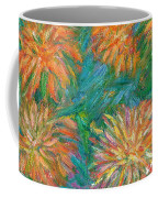 Chrysanthemum Shift Coffee Mug