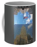 Chrysler Building Reflections Vertical 1 Coffee Mug