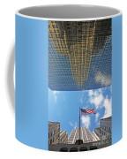 Chrysler Building Reflections Vertical 2 Coffee Mug