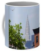 Chrysler Building View Coffee Mug