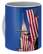 Chrysler Flags Coffee Mug
