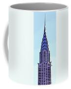 Chrysler Spire Nyc Usa Coffee Mug