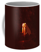 Chapel At Night Coffee Mug