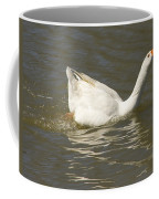 Chuck The Duck Looking At You Coffee Mug