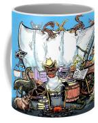Chuckwagon Coffee Mug