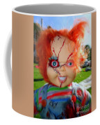 Chuckys Coming Coffee Mug
