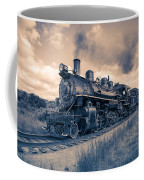 Full Steam Through The Meadow Coffee Mug