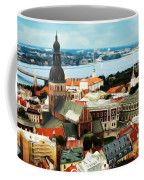 Church And River Coffee Mug