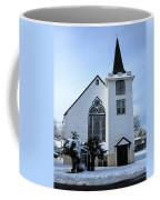 Paramus Nj - Church And Steeplechurch And Steeple Coffee Mug