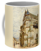 Church At Moret After The Rain Coffee Mug