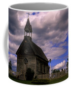 Church At The Okeefe Ranch Coffee Mug