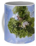 Church Circle Coffee Mug by Heather Applegate