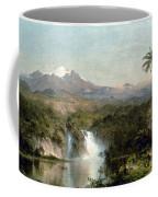 Church: Cotopaxi, 1857 Coffee Mug