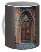 Church Door Coffee Mug
