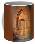 Church Door Helsingborg Coffee Mug