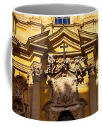 Church Facade Coffee Mug