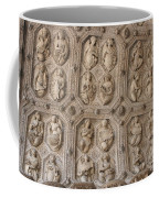 Church Frieze Coffee Mug