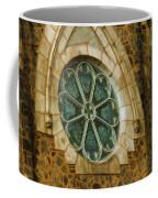 Church Glass Coffee Mug